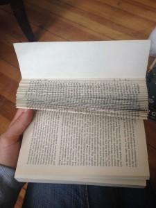 BookUpcyclingFolding